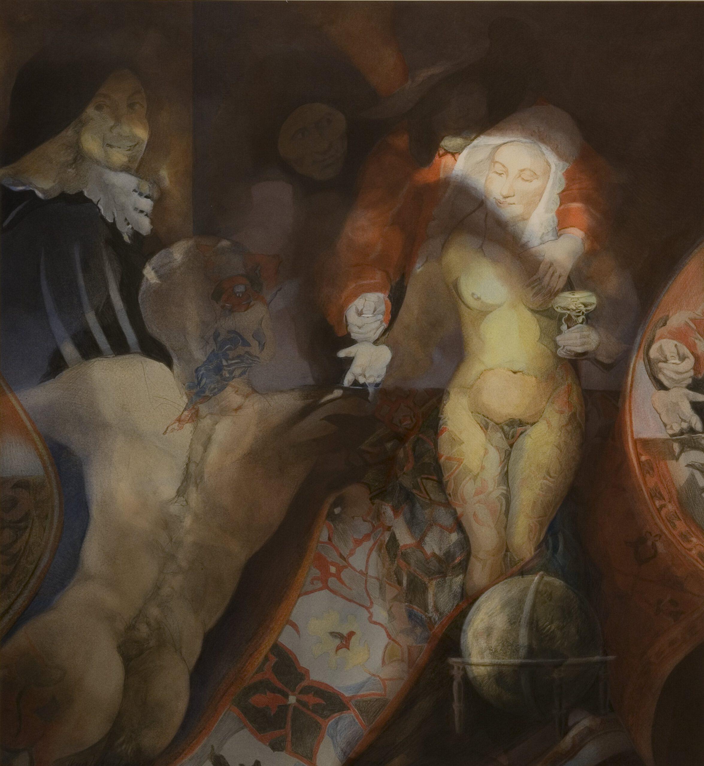 Kupplerin - Vermeer-Zyklus